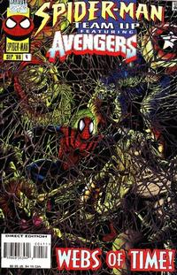 Cover Thumbnail for Spider-Man Team-Up (Marvel, 1995 series) #4