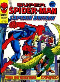 Cover Thumbnail for Super Spider-Man (Marvel UK, 1976 series) #239