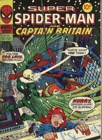 Cover Thumbnail for Super Spider-Man (Marvel UK, 1976 series) #240