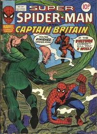 Cover for Super Spider-Man (Marvel UK, 1976 series) #241