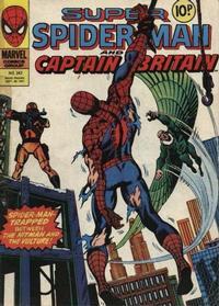 Cover Thumbnail for Super Spider-Man (Marvel UK, 1976 series) #242