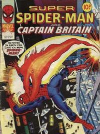 Cover Thumbnail for Super Spider-Man (Marvel UK, 1976 series) #244