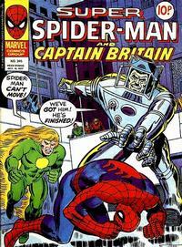 Cover Thumbnail for Super Spider-Man (Marvel UK, 1976 series) #245