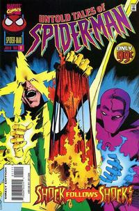 Cover Thumbnail for Untold Tales of Spider-Man (Marvel, 1995 series) #11