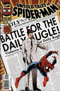 Cover Thumbnail for Untold Tales of Spider-Man (Marvel, 1995 series) #15
