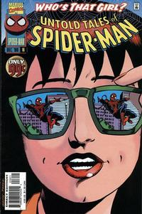 Cover Thumbnail for Untold Tales of Spider-Man (Marvel, 1995 series) #16