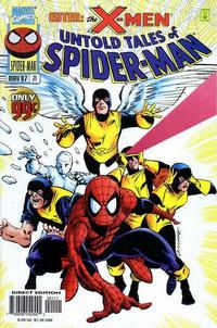 Cover Thumbnail for Untold Tales of Spider-Man (Marvel, 1995 series) #21