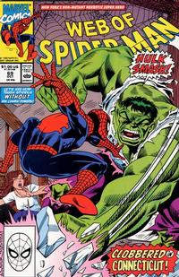 Cover Thumbnail for Web of Spider-Man (Marvel, 1985 series) #69 [Direct]