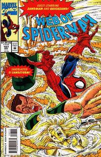 Cover Thumbnail for Web of Spider-Man (Marvel, 1985 series) #107