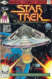 Cover Thumbnail for Star Trek (Marvel, 1980 series) #3 [Direct]