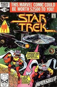 Cover Thumbnail for Star Trek (Marvel, 1980 series) #6 [Direct]