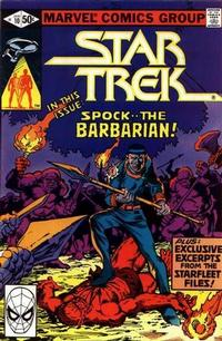 Cover Thumbnail for Star Trek (Marvel, 1980 series) #10 [Direct]