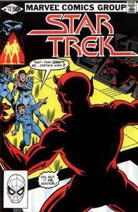 Cover Thumbnail for Star Trek (Marvel, 1980 series) #15 [Direct]