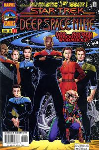 Cover Thumbnail for Star Trek: Deep Space Nine (Marvel, 1996 series) #1 [Direct]