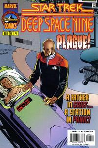 Cover Thumbnail for Star Trek: Deep Space Nine (Marvel, 1996 series) #4