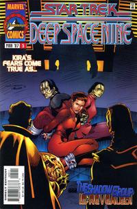 Cover Thumbnail for Star Trek: Deep Space Nine (Marvel, 1996 series) #5