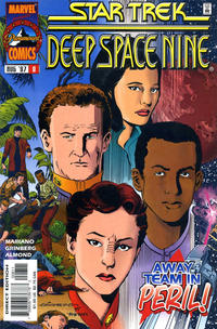 Cover Thumbnail for Star Trek: Deep Space Nine (Marvel, 1996 series) #8