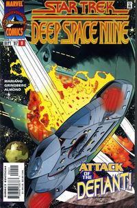 Cover Thumbnail for Star Trek: Deep Space Nine (Marvel, 1996 series) #9