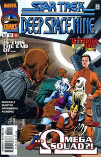 Cover Thumbnail for Star Trek: Deep Space Nine (Marvel, 1996 series) #12