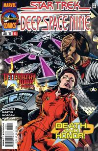Cover Thumbnail for Star Trek: Deep Space Nine (Marvel, 1996 series) #13