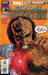 Cover Thumbnail for Star Trek: Deep Space Nine (Marvel, 1996 series) #14