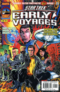 Cover Thumbnail for Star Trek: Early Voyages (Marvel, 1997 series) #1