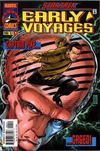 Cover Thumbnail for Star Trek: Early Voyages (Marvel, 1997 series) #4