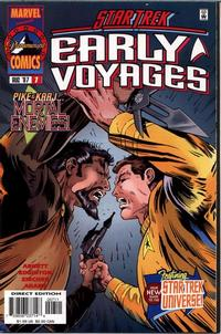 Cover Thumbnail for Star Trek: Early Voyages (Marvel, 1997 series) #7