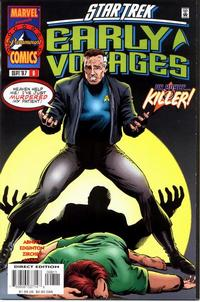 Cover Thumbnail for Star Trek: Early Voyages (Marvel, 1997 series) #8