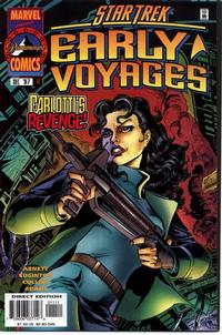 Cover Thumbnail for Star Trek: Early Voyages (Marvel, 1997 series) #11