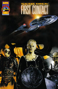 Cover Thumbnail for Star Trek: First Contact (Marvel, 1996 series) #1
