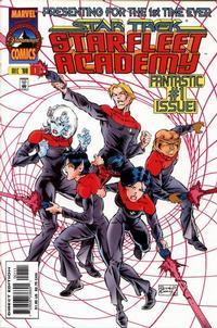 Cover Thumbnail for Star Trek: Starfleet Academy (Marvel, 1996 series) #1