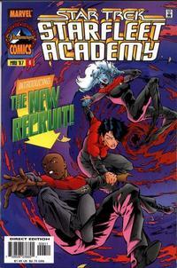 Cover Thumbnail for Star Trek: Starfleet Academy (Marvel, 1996 series) #6 [Direct Edition]