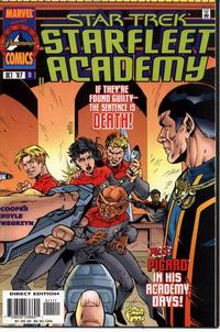 Cover Thumbnail for Star Trek: Starfleet Academy (Marvel, 1996 series) #11