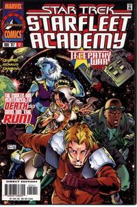 Cover Thumbnail for Star Trek: Starfleet Academy (Marvel, 1996 series) #12