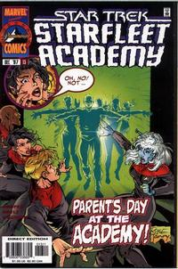 Cover Thumbnail for Star Trek: Starfleet Academy (Marvel, 1996 series) #13