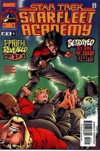 Cover Thumbnail for Star Trek: Starfleet Academy (Marvel, 1996 series) #14