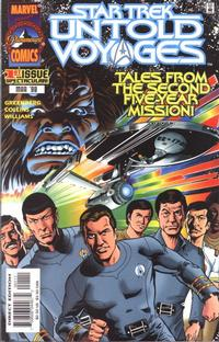 Cover Thumbnail for Star Trek: Untold Voyages (Marvel, 1998 series) #1