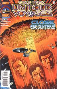 Cover Thumbnail for Star Trek: Untold Voyages (Marvel, 1998 series) #5