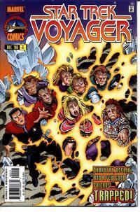 Cover Thumbnail for Star Trek: Voyager (Marvel, 1996 series) #2