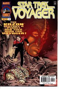 Cover Thumbnail for Star Trek: Voyager (Marvel, 1996 series) #4