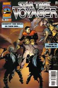 Cover Thumbnail for Star Trek: Voyager (Marvel, 1996 series) #5