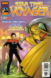 Cover Thumbnail for Star Trek: Voyager (Marvel, 1996 series) #6