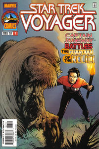 Cover Thumbnail for Star Trek: Voyager (Marvel, 1996 series) #7