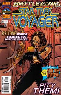 Cover Thumbnail for Star Trek: Voyager (Marvel, 1996 series) #9