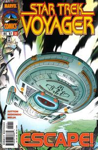 Cover Thumbnail for Star Trek: Voyager (Marvel, 1996 series) #12