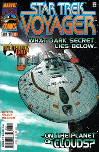 Cover Thumbnail for Star Trek: Voyager (Marvel, 1996 series) #13