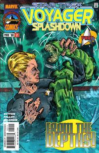 Cover Thumbnail for Star Trek: Voyager -- Splashdown (Marvel, 1998 series) #2