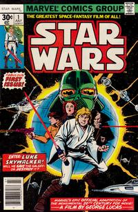 Cover Thumbnail for Star Wars (Marvel, 1977 series) #1 [30¢]