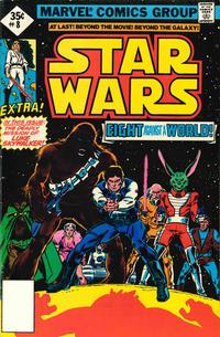 Cover Thumbnail for Star Wars (Marvel, 1977 series) #8 [Whitman]